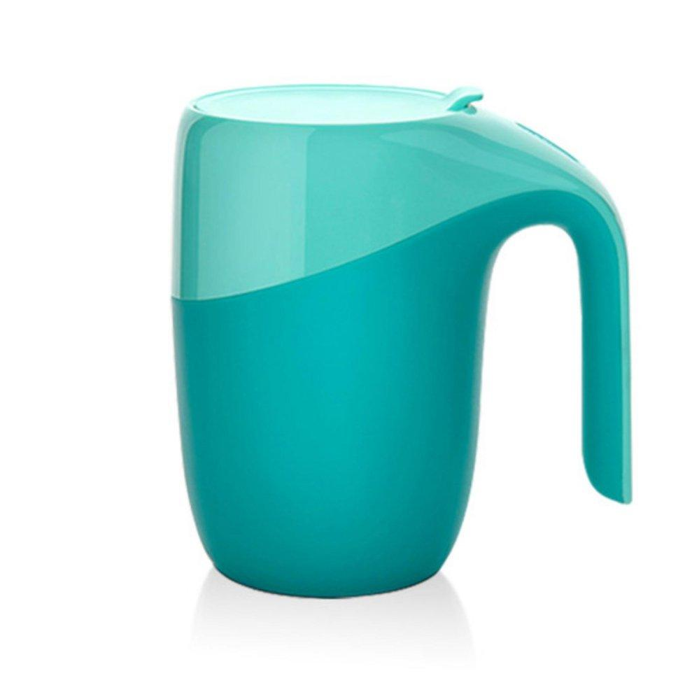 Термо кружка Suction Mug Elephant Thermal 400ml Green