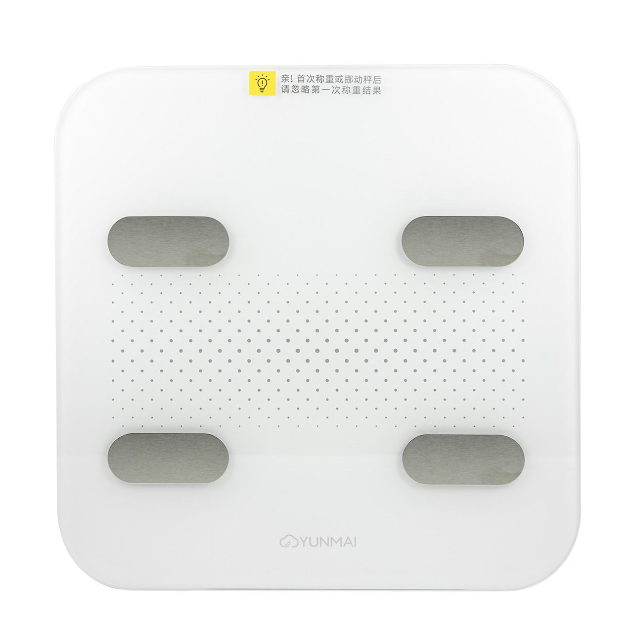 Умные весы Xiaomi Yunmai Smart Body Fat Scale Color 2 ,White