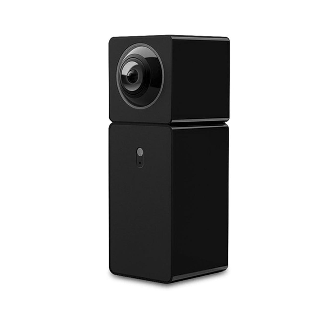 Цифровая камера видеонаблюдения Xiaomi Hualai Xiaofang Smart Dual Camera 360 QF3, Black