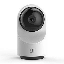 Цифровая камера видеонаблюдения Xiaomi YI Dome Camera 360 1080p, White