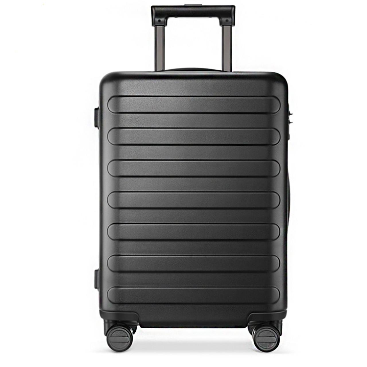 Чемодан Xiaomi 90 Points Seven Bar Suitcase 24, Black