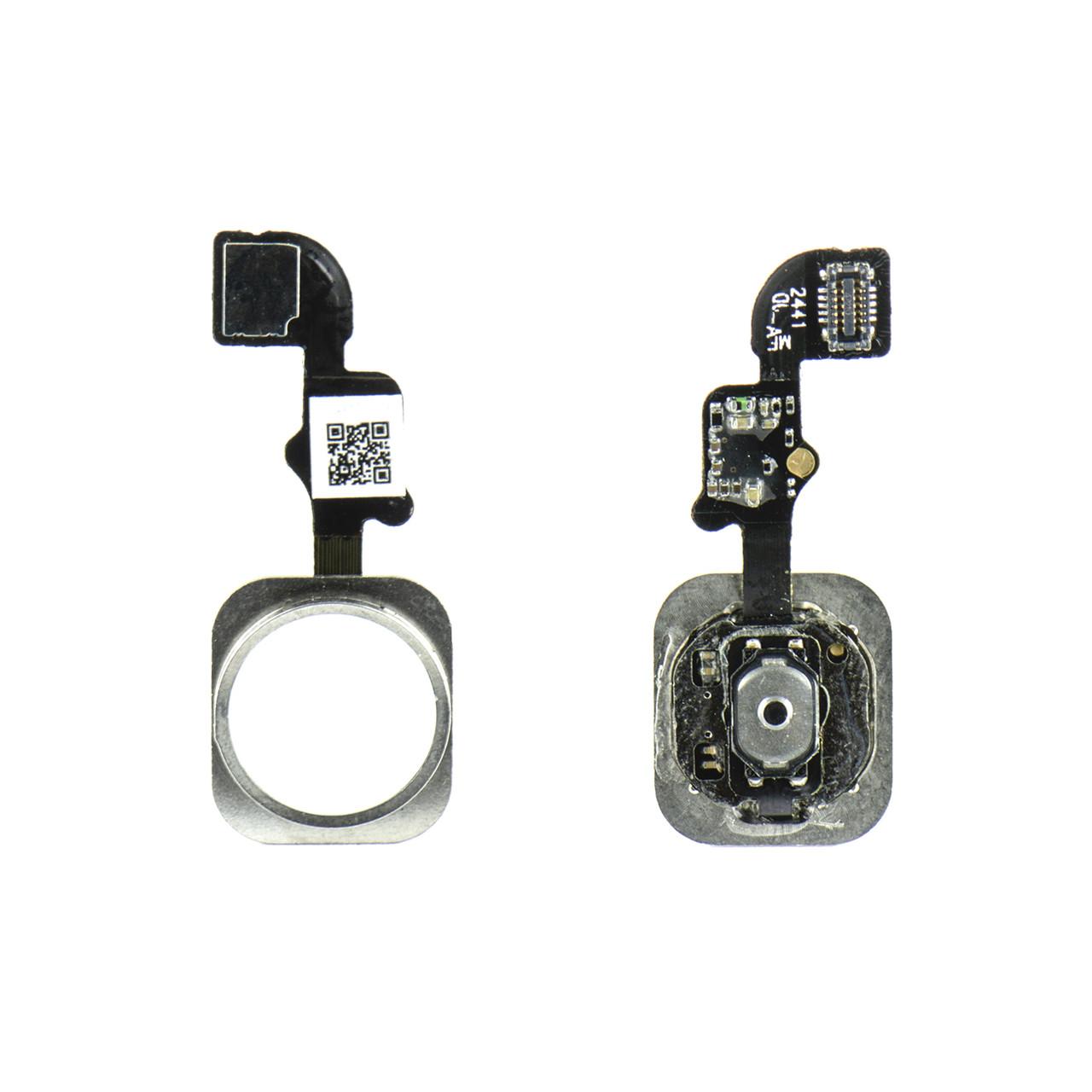 Шлейф Apple iPhone 6G Plus кнопка home White (49)