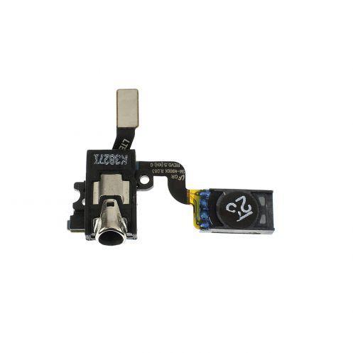Шлейф Samsung Galaxy Note 3 N900 на слуховой динамик и разъём гарнитуры (54)
