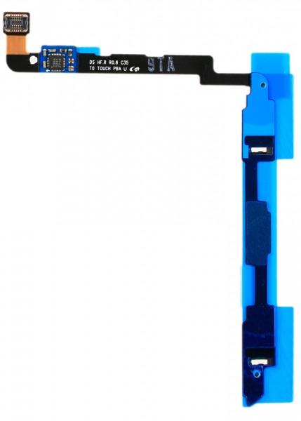 Шлейф Samsung Galaxy S2 i9100 на кнопку меню (52)