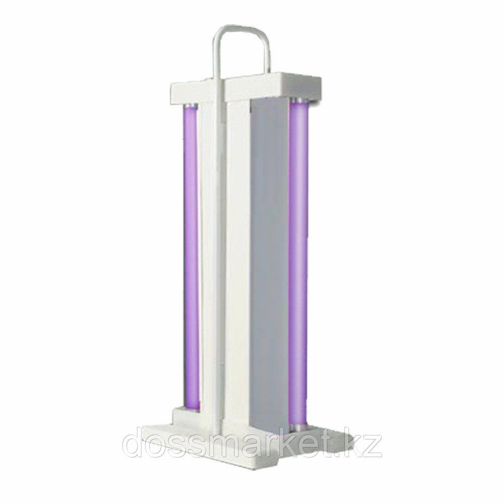 Облучатель бактерицидный с 2  лампами низкого давления, переносной, ОБНП 2(2х15-01) исполнение 2, Генерис