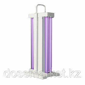 Облучатель бактерицидный с  4 лампами низкого давления,  переносной, ОБНП 2(2х15-01) исполнение 4, Генерис