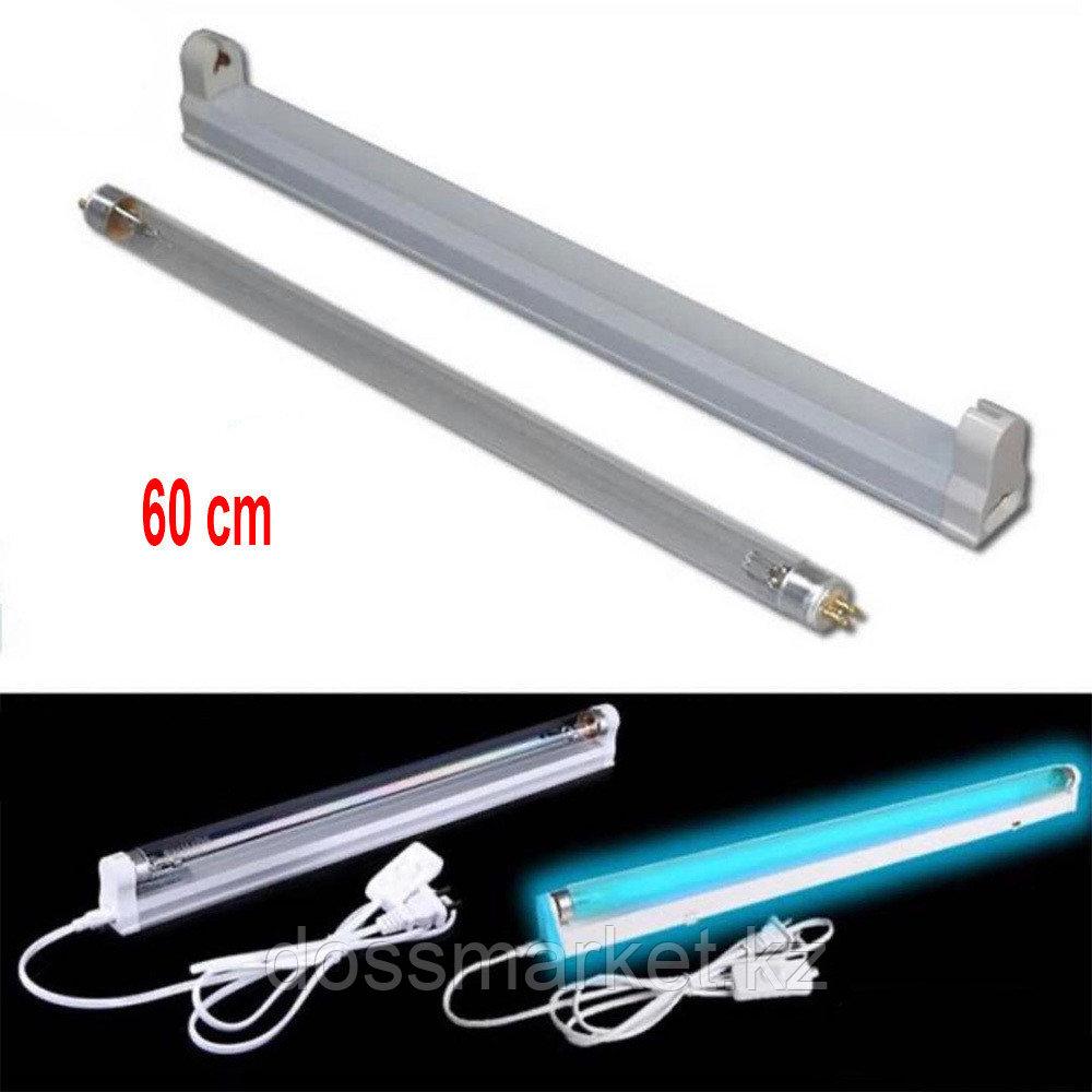 Бактерицидная ультрафиолетовая лампа в комплекте 25W, 60cm, корпус, кабель, 1 лампа