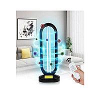 Кварцевая лампа, Бактерицидный облучатель - бытовой, переносной, с пультом управления и вилкой, 38W