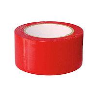 Клейкая лента, Цвет ленты: красный, Длина ленты: 50м, Ширина ленты: 48 мм, Толщина материала: 47 мкр