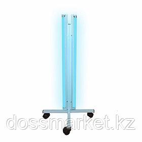 Облучатель бактерицидный ОБНП 2*30, 2 лампы, Передвижной, на 4-х колесиках