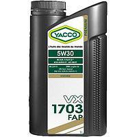 Масло группы Low SAPS YACCO VX 1703 FAP 5W30