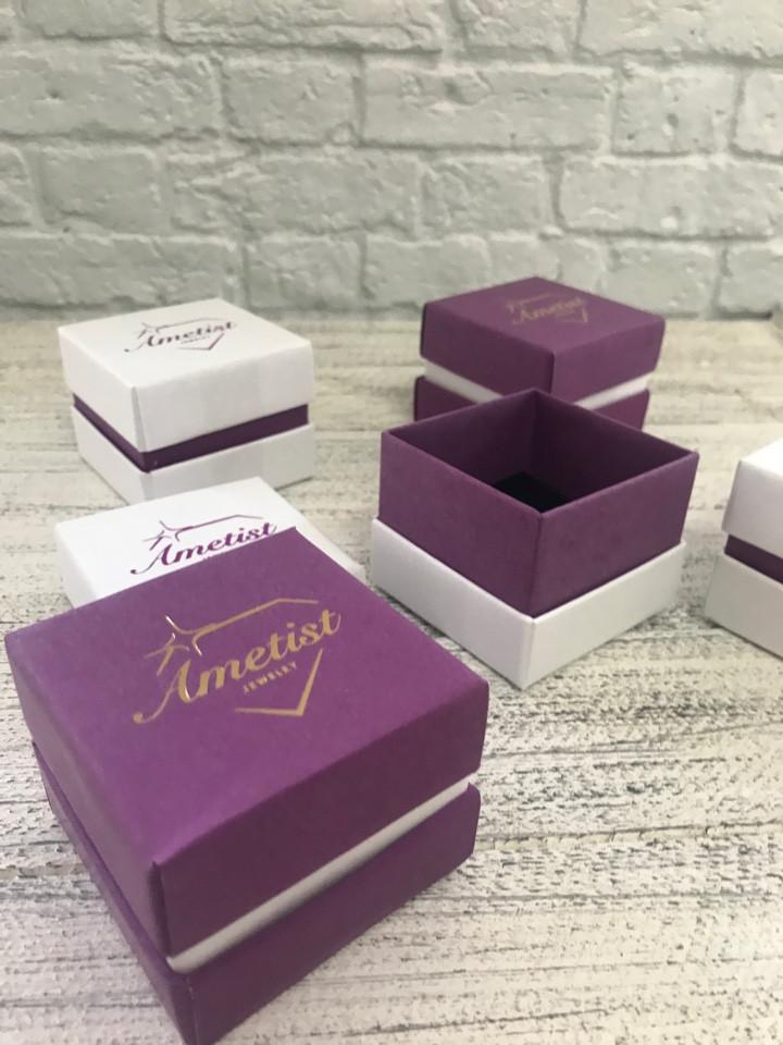 Коробки для ювелирных украшения