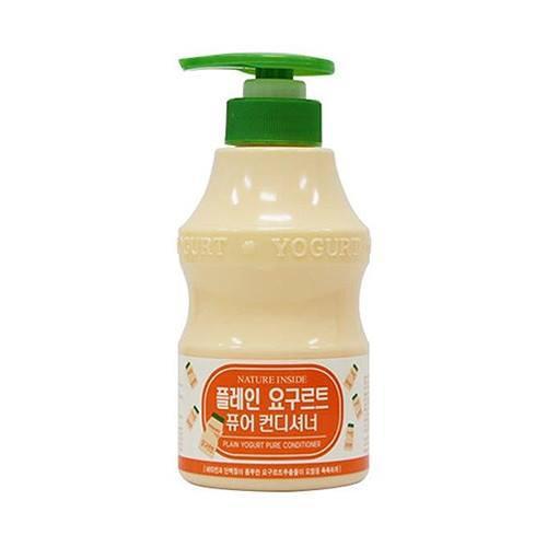 Welcos Kwailnara Plain Yogurt Pure Conditioner кондиционер для волос