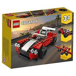 LEGO: Спортивный автомобиль CREATOR 31100