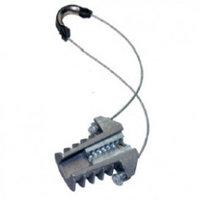 Анкерный зажим РА-08 для подвеса оптического кабеля типа ОК/Т или ОК/Д
