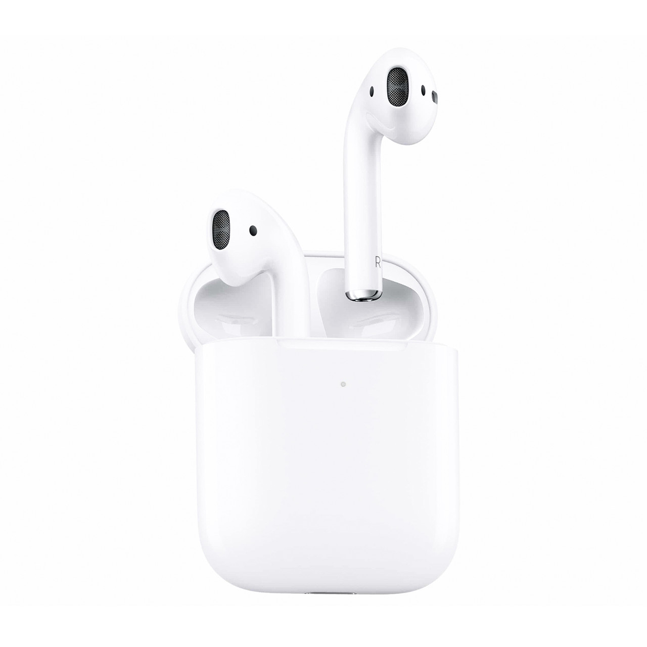 Bluetooth гарнитура Apple AirPods Wireless charger V2 Copy, White