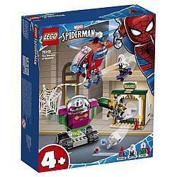 LEGO: Угрозы Мистерио Super Heroes 76149