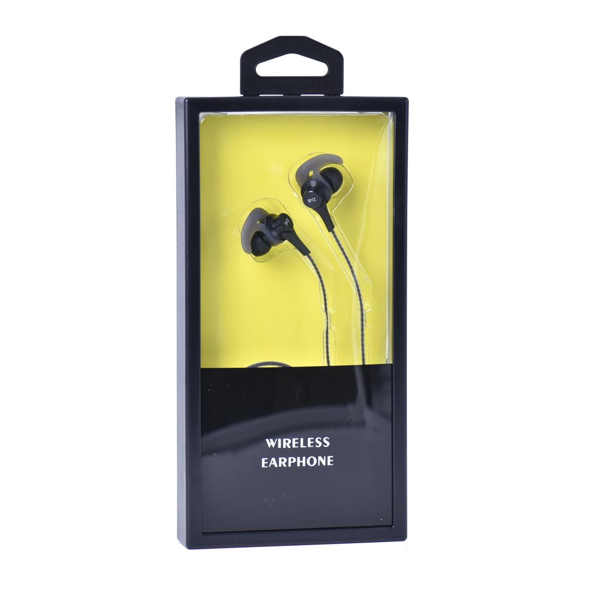 Bluetooth гарнитура BYZ YS012 Black