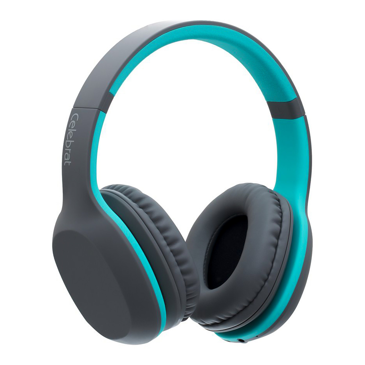 Bluetooth гарнитура Celebrat A18, Black/Blue