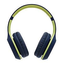 Bluetooth гарнитура Celebrat A18, Blue/Green