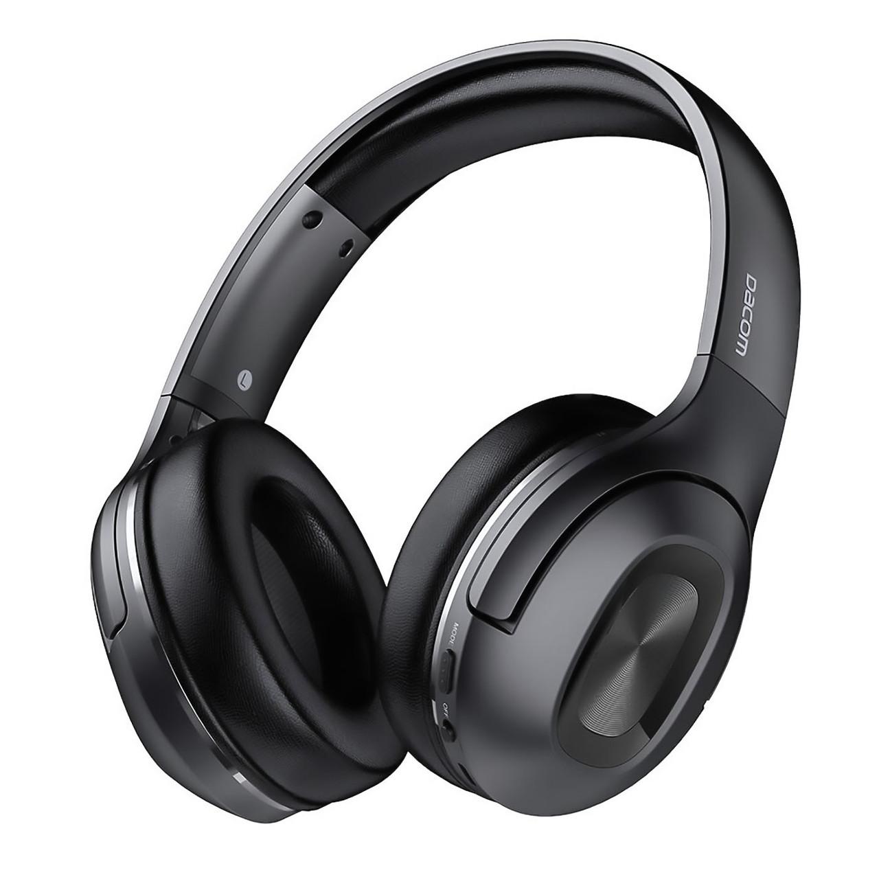 Bluetooth гарнитура Dacom HF002, Black