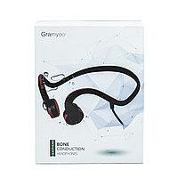 Bluetooth гарнитура Gramyoo Bone Conduction Black/Pink