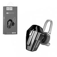 Bluetooth гарнитура Hoco E17 Master Mini Metal Gray