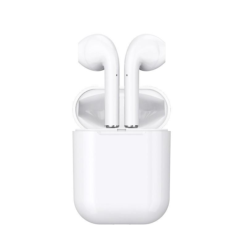 Bluetooth гарнитура Hoco ES20 Original Series Apple White