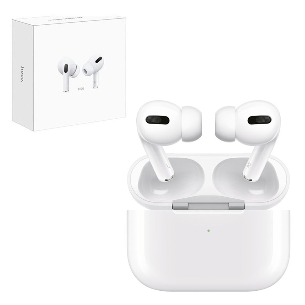 Bluetooth гарнитура Hoco ES36 True Wireless, White