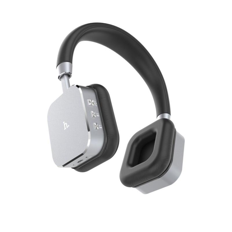 Bluetooth гарнитура Hoco HPW01 Play series Black/Gray