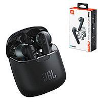 Bluetooth гарнитура JBL Tune220TWS Pure Bass Zero Cables, Black
