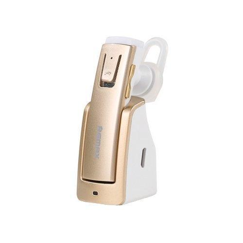 Bluetooth гарнитура Remax RB-T6C Gold