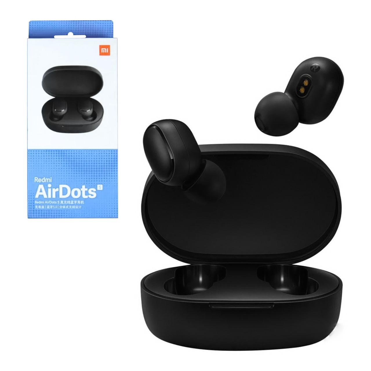 Bluetooth гарнитура Xiaomi Redmi AirDots S, Black