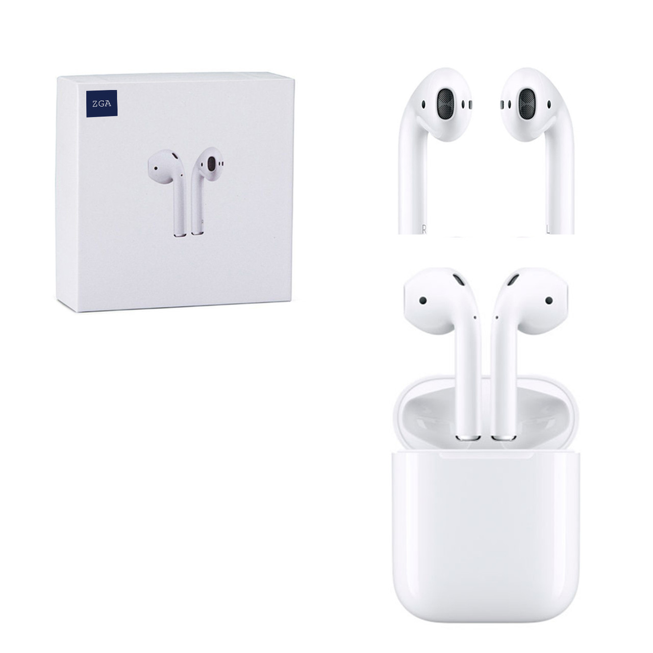 Bluetooth гарнитура ZGA Pods, White