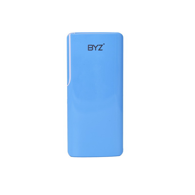 Power bank BYZ BS09 2XUSB 10400 mAh Blue