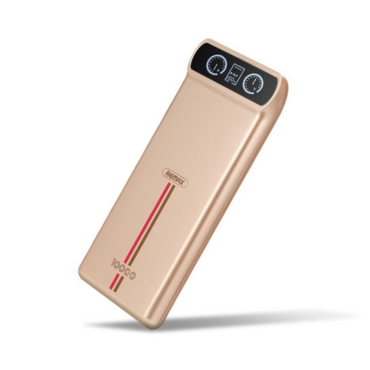 Power bank Remax Kingree RPP-18 10000mAh 2USB Gold