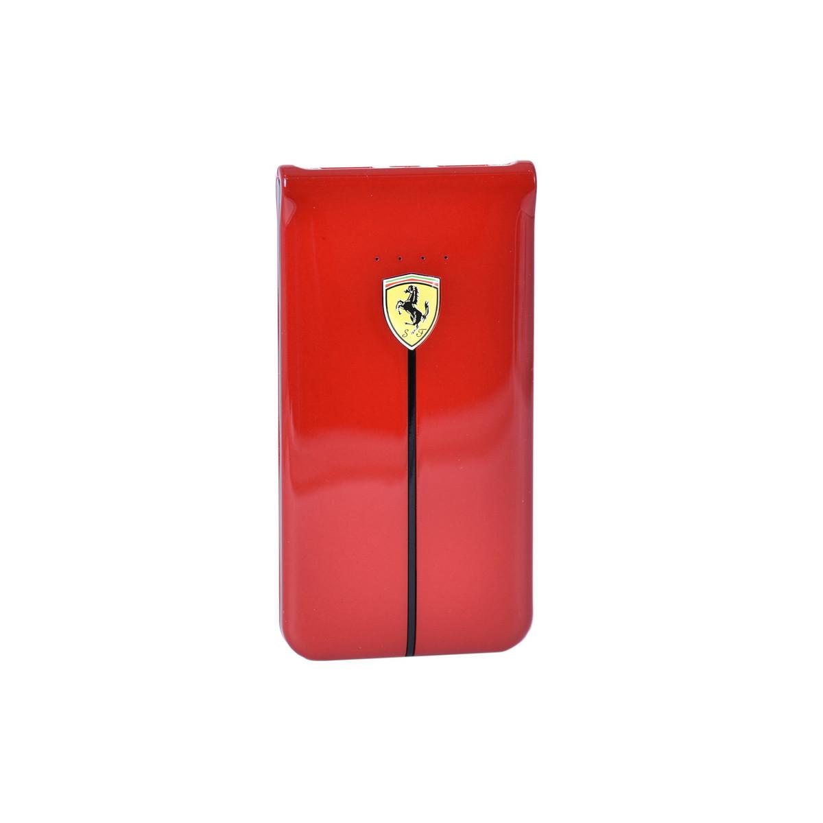 Power bank V74 Ferrari 6000mAh 1XUSB Red/Black