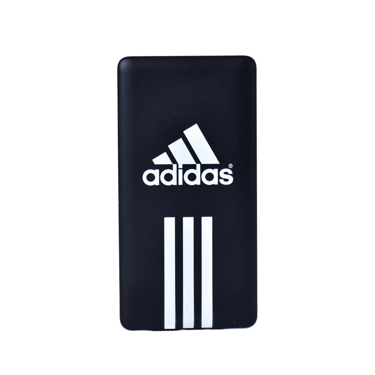 Power bank V84 Adidas 4800mAh 1XUSB Black/White