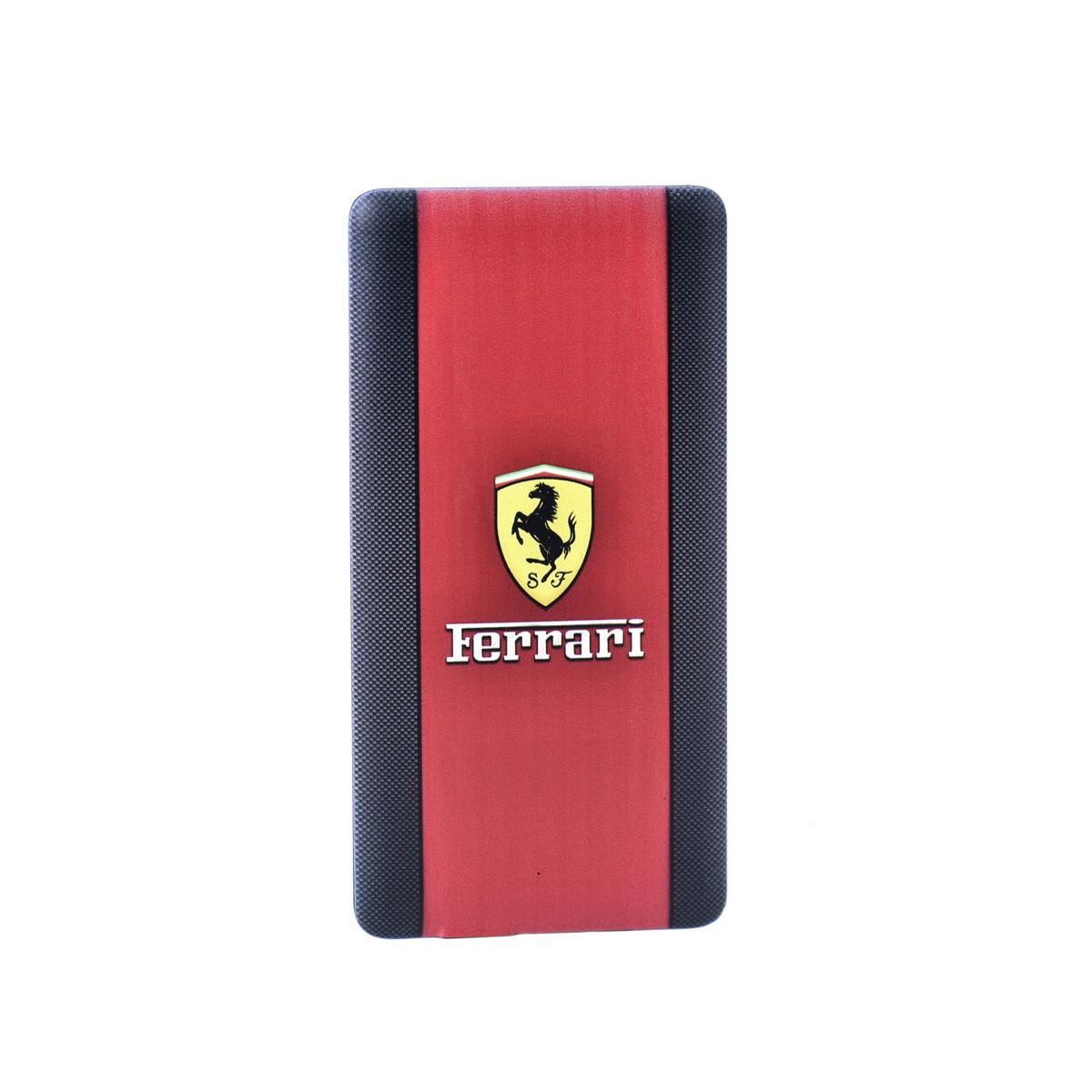 Power bank V84 Ferrari 4800mAh 1XUSB Black/Red