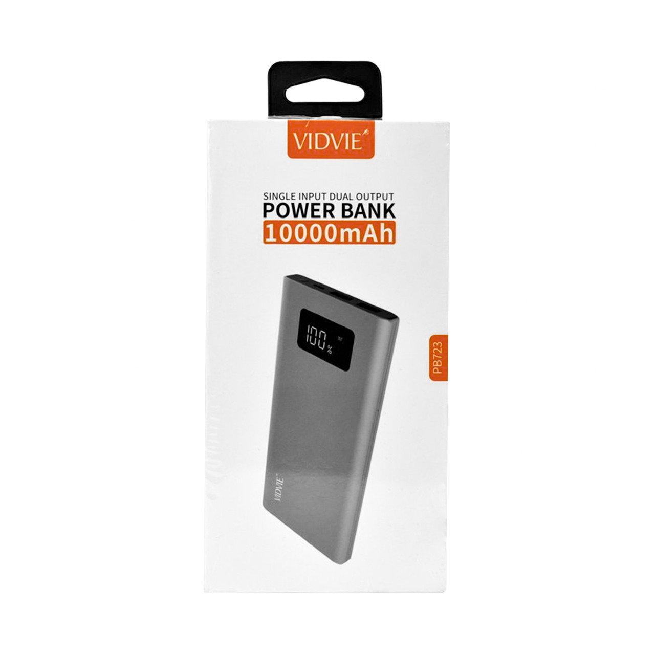 Power bank Vidvie PB723 1000mAh 2XUSB 2.1A Ggay