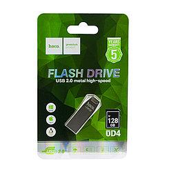 USB Flash 128Gb Hoco UD4, Silver
