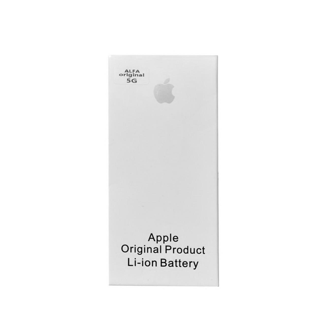 Аккумулятор Apple iPhone 5G AAA Caution