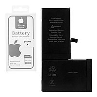 Аккумулятор Apple iPhone X 2716mAh GU Electronics