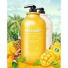 [Pedison] Шампунь для волос МАНГО Institute-Beaute Mango Rich Protein Hair Shampoo, 2000 мл, фото 2