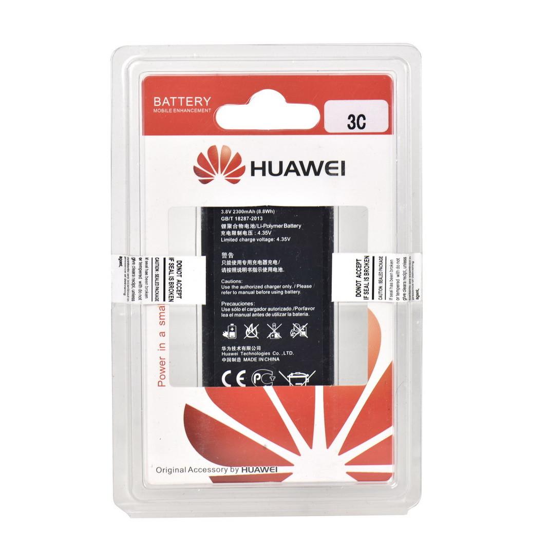 Аккумулятор Huawei HB4742A0RBC Honor 3C 2300mAh Plastic box