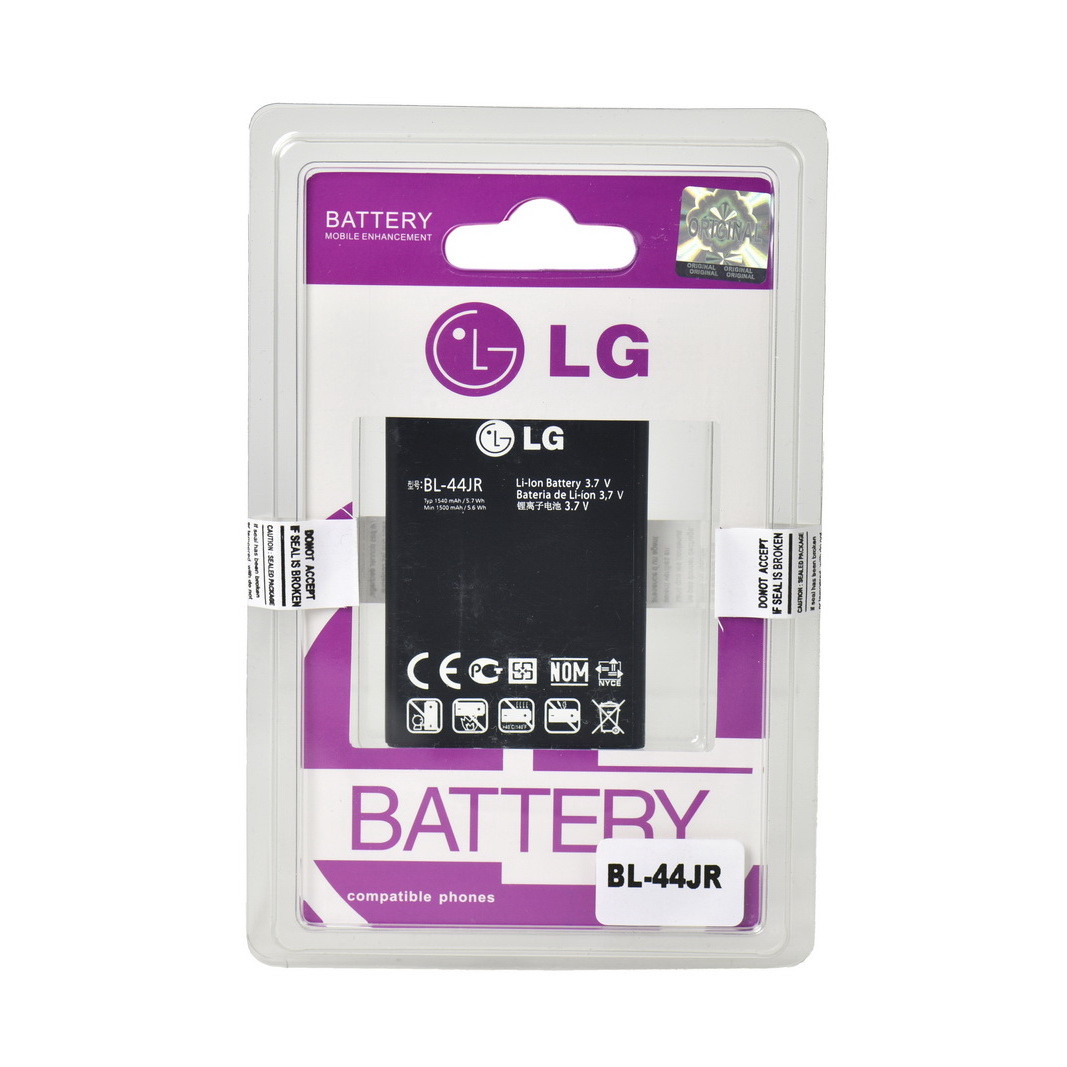 Аккумулятор LG BL-44JR P940/D160(L40) 1540mAh Plastic Box