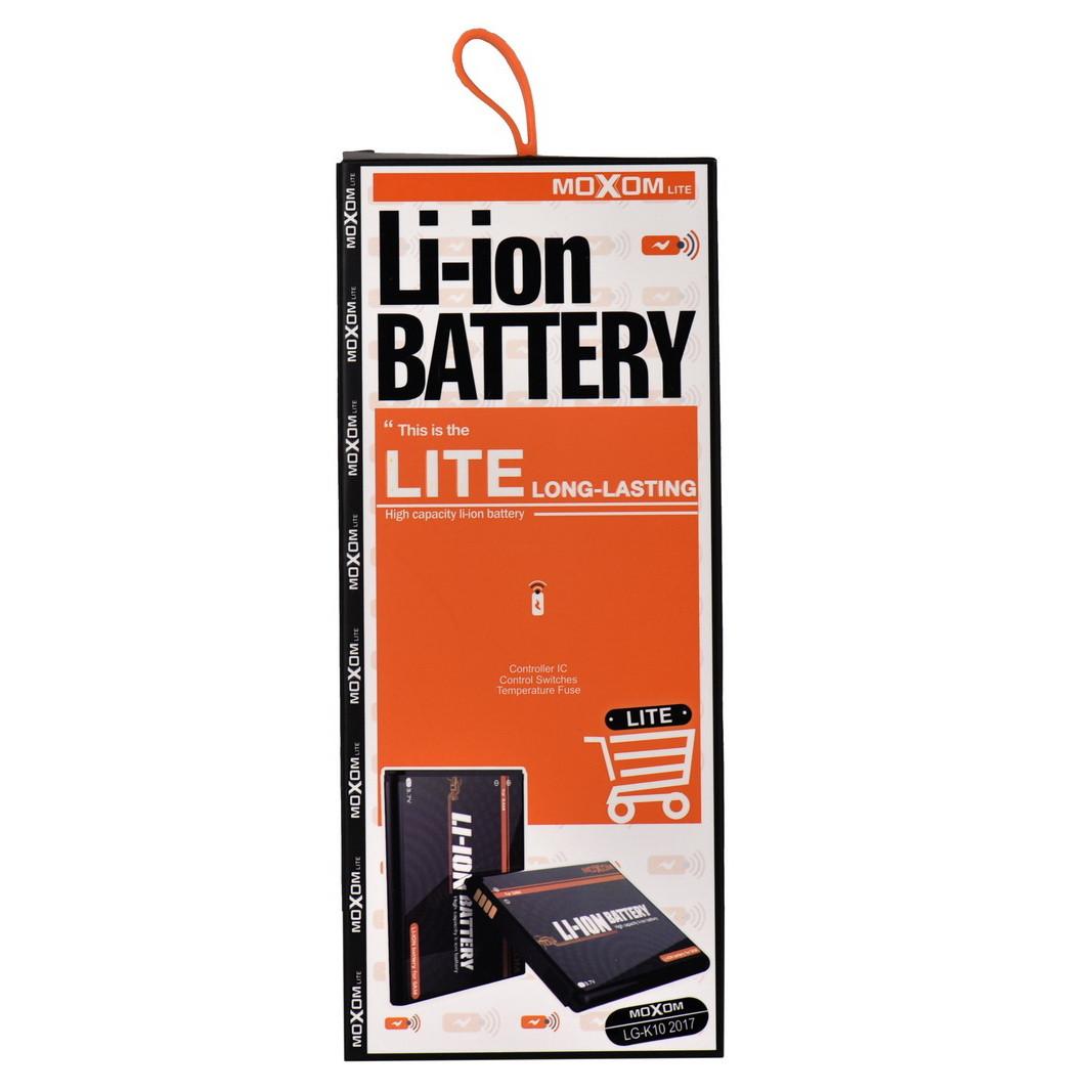 Аккумулятор LG K10 (2017) BL-46G1F 2800mAh Moxom