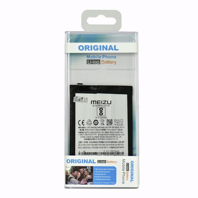Аккумулятор Meizu BT710 M5c 3000mAh KV Plastic box