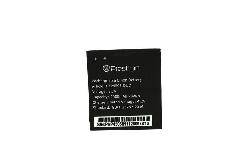 Аккумулятор Prestigio PAP4505 DUO 2000 mAh Original OEM
