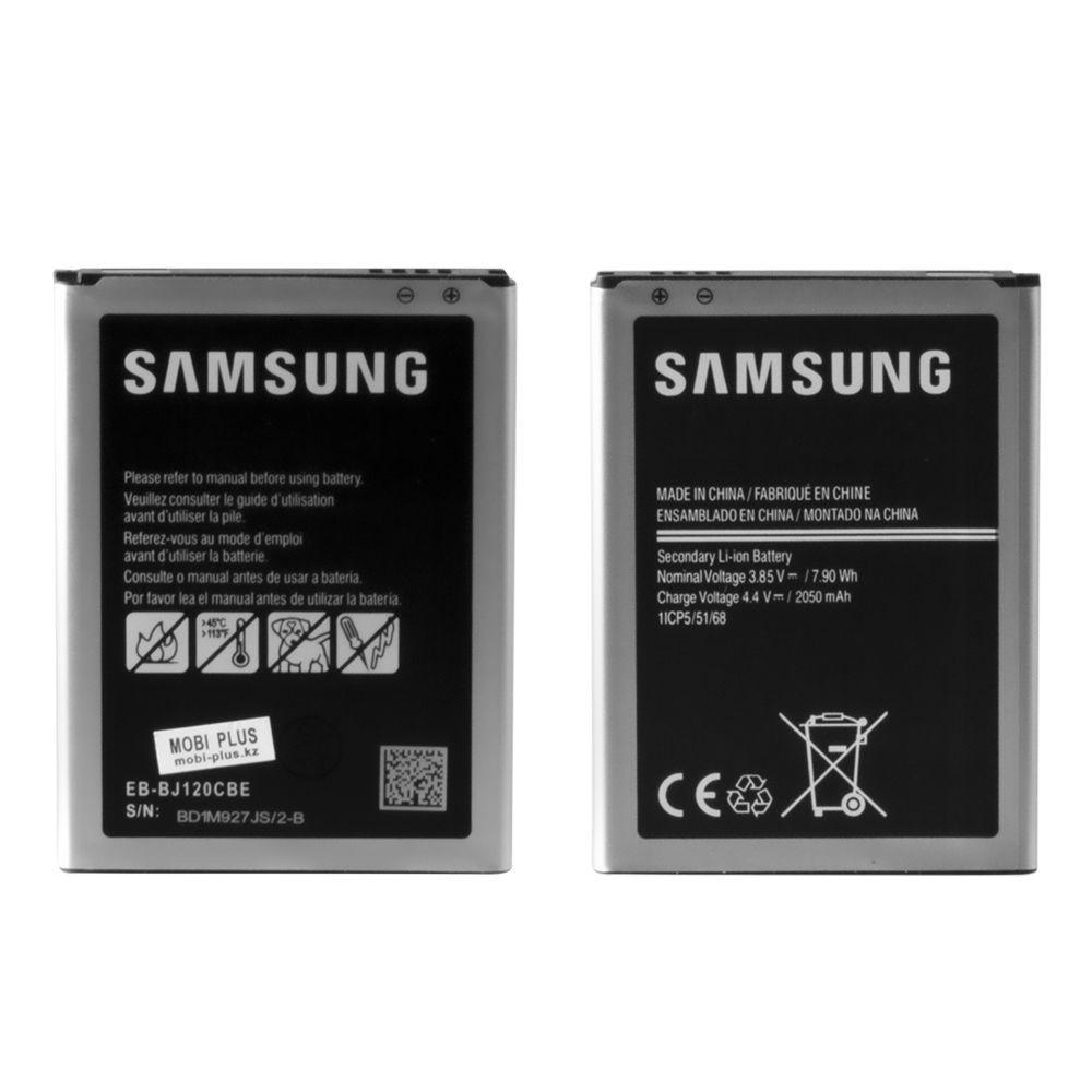 Аккумулятор Samsung Galaxy J1 (2016) J120 EB-BJ120CBE 2050mAh GU Electronic